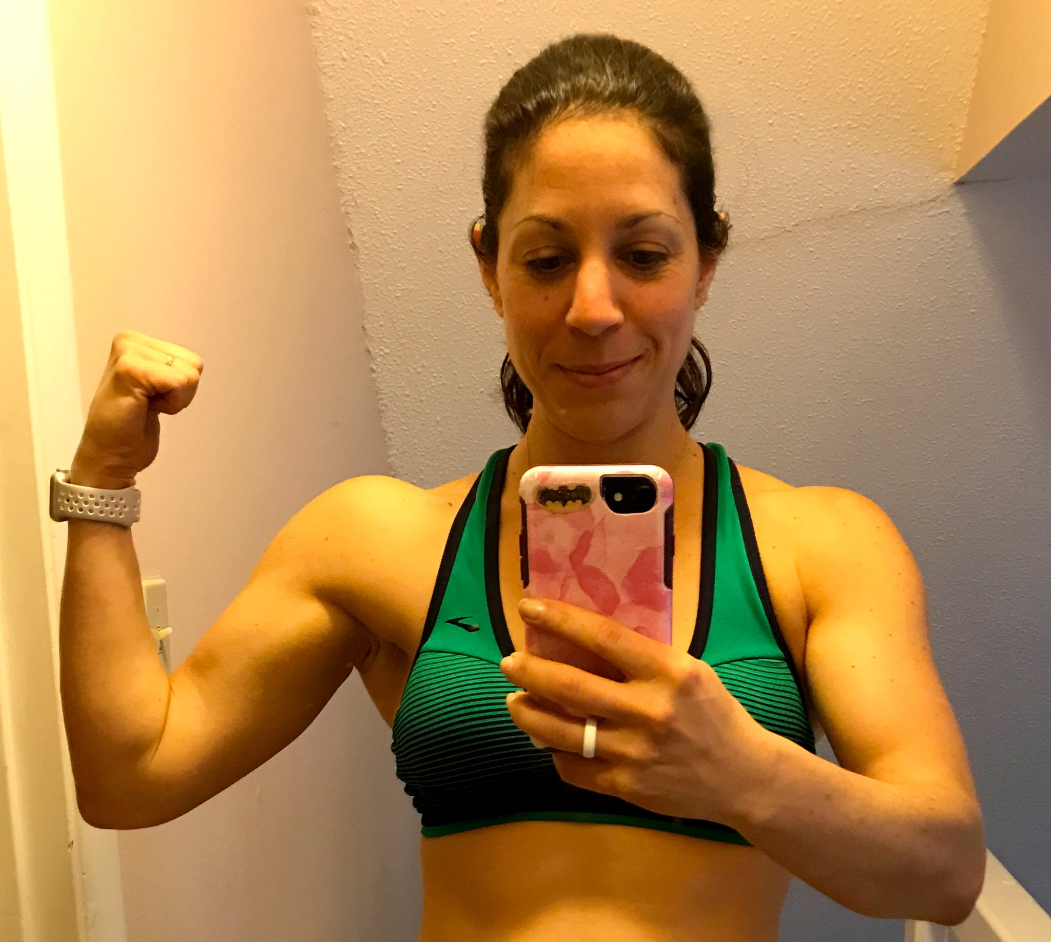 I Did 50 Push-Ups a Day For 2 Weeks, and Here's What My Arms Look Like