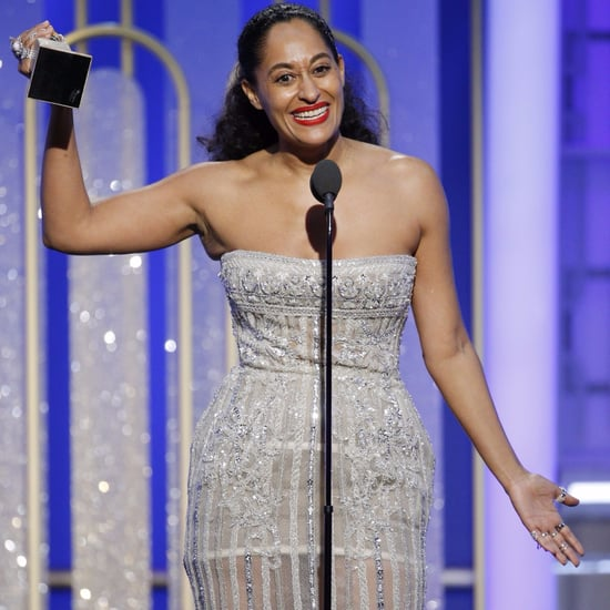 Tracee Ellis Ross Talks About Golden Globe Award Win 2017