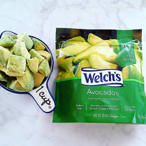 Welch's Frozen Avocados