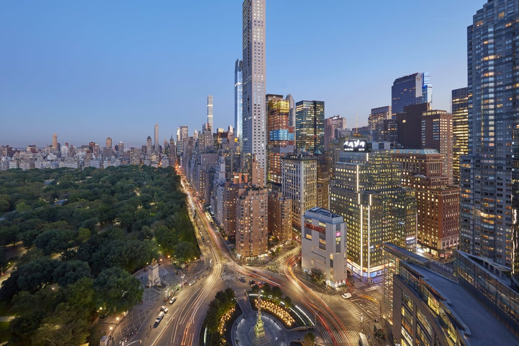 تقييم لفندق ماندارين أورينتال في نيويورك