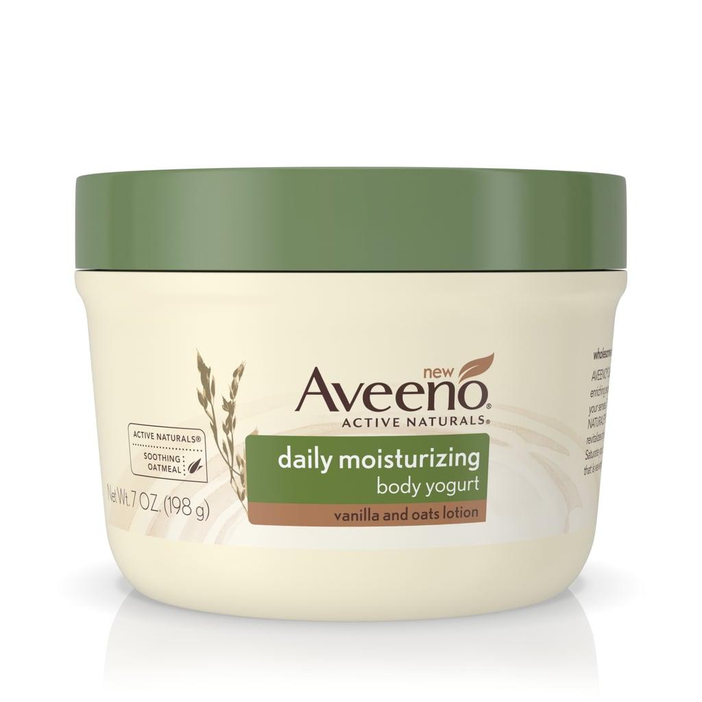 Aveeno Daily Moisturizing Body Yogurt Vanilla and Oat