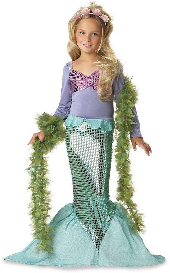 Lil' Mermaid Costume