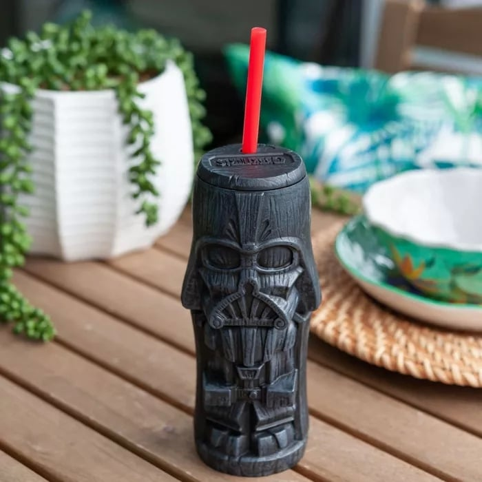 Beeline Creative Geeki Tikis Star Wars Darth Vader Tumbler
