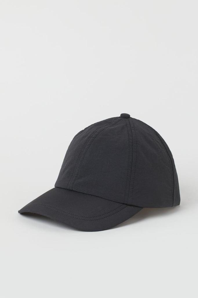 Padded Nylon Cap