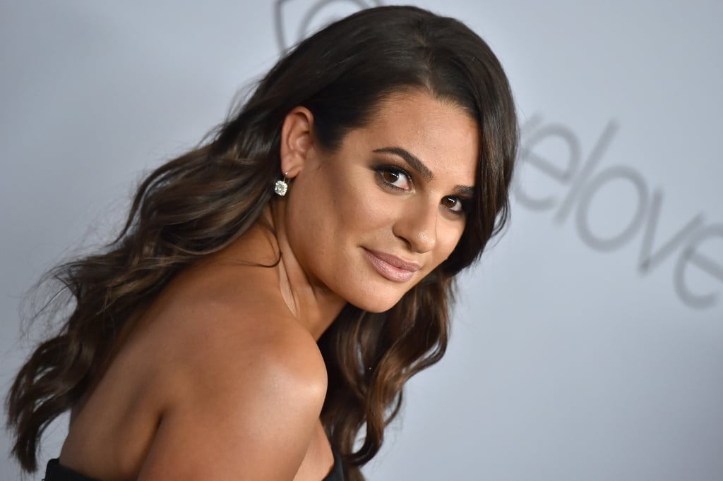 Lea Michele Knows How to Work the Camera, and These Sexy Pictures Prove It