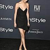 Selena Gomez Jacquemus Mismatched Heels