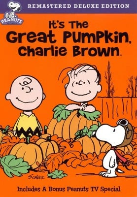 It's the Great Pumpkin, Charlie Brown DVD