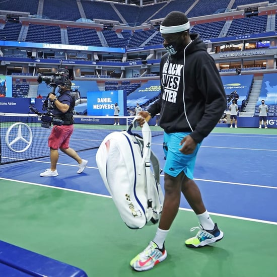 Tennis Players Supporting Black Lives Matter at US Open 2020