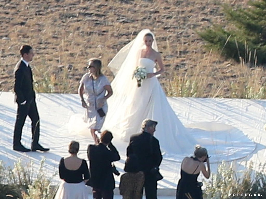 Kate Bosworth married Michael Polish on a ranch in Montana in September 2013.
