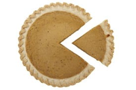 Allergen-Free Pumpkin Pie