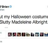 Conan O'Brien Dissed Madeleine Albright . . .