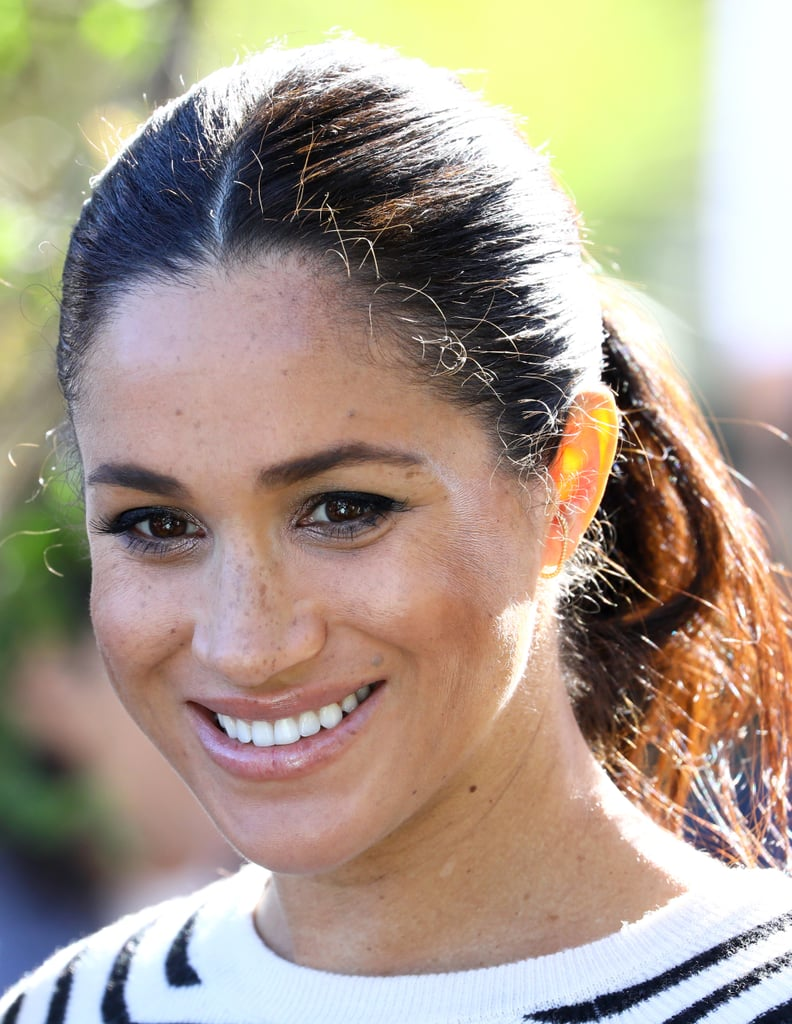 The 1 Beauty Trend Meghan Markle Does That Nobody Has Noticed
