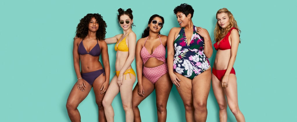 Target Size-Inclusive Swimsuit Collection Kona Sol