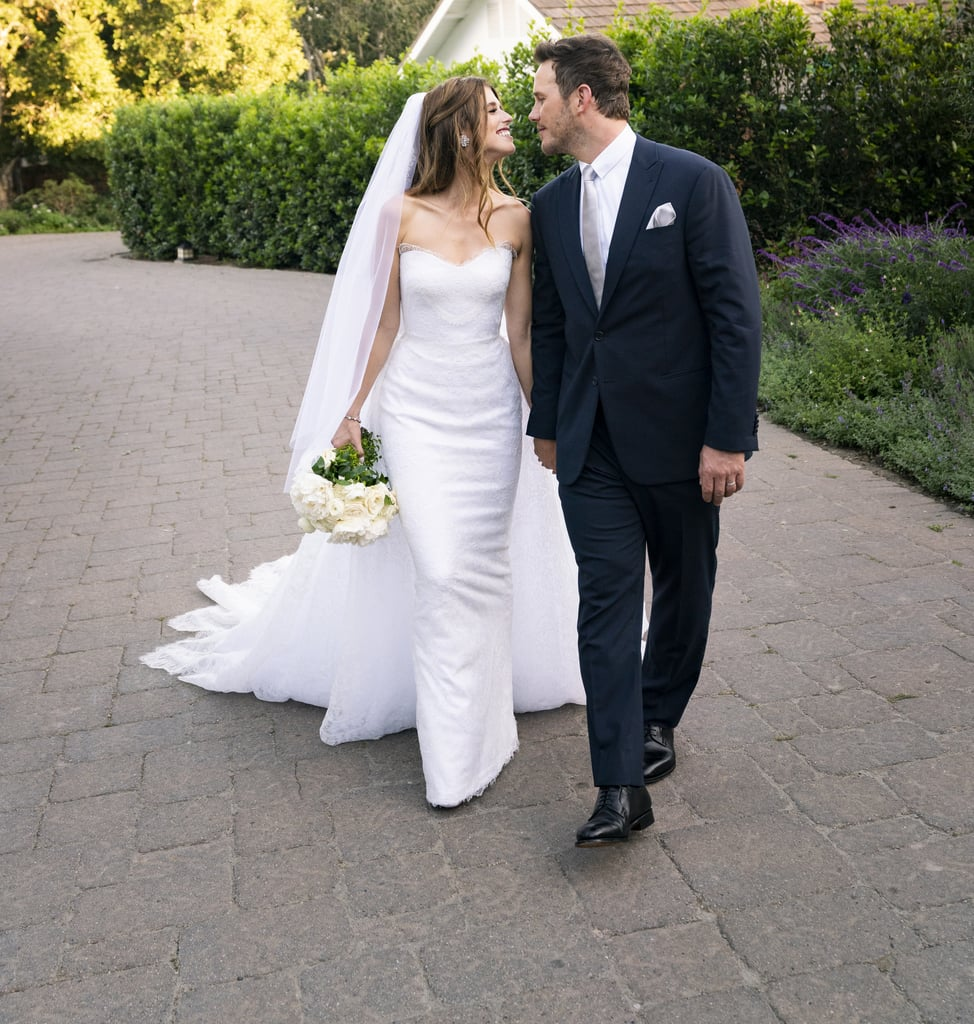 Katherine Schwarzenegger's Wedding Dress