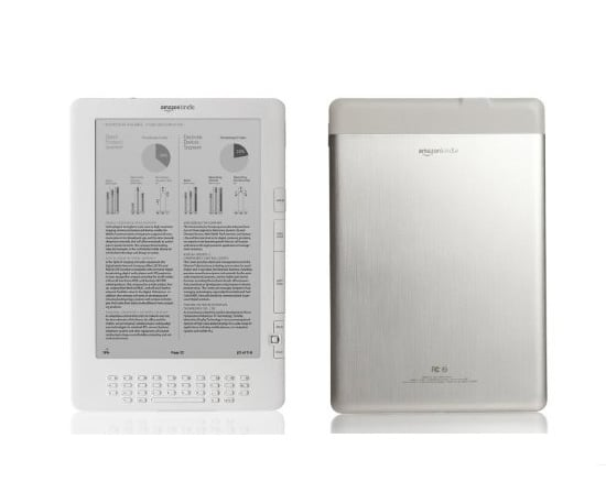 The Bigger and Better Kindle DX