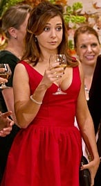 Lily Aldrin's Style on How I Met Your Mother 2010-11-09 12:15:00