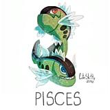 Basculin as Pisces
