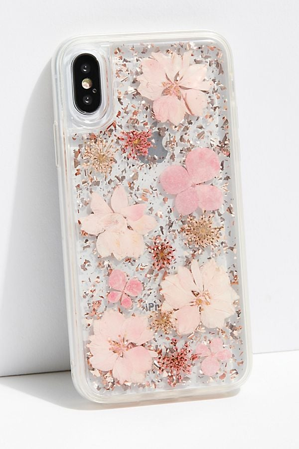new product 41fcd eaedf Luxe Pressed Flower Phone Case   Best Phone Cases   POPSUGAR Smart ...