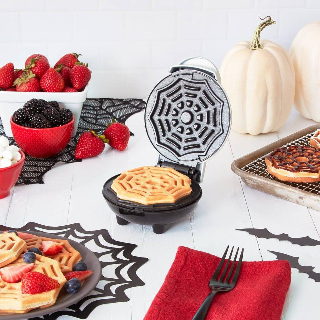 Dash Spider Web Mini Waffle Maker