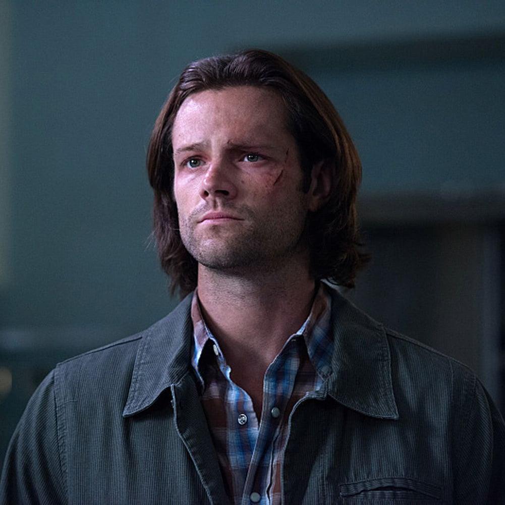 When His Hair Looked Like This Jared Padalecki Supernatural Gifs