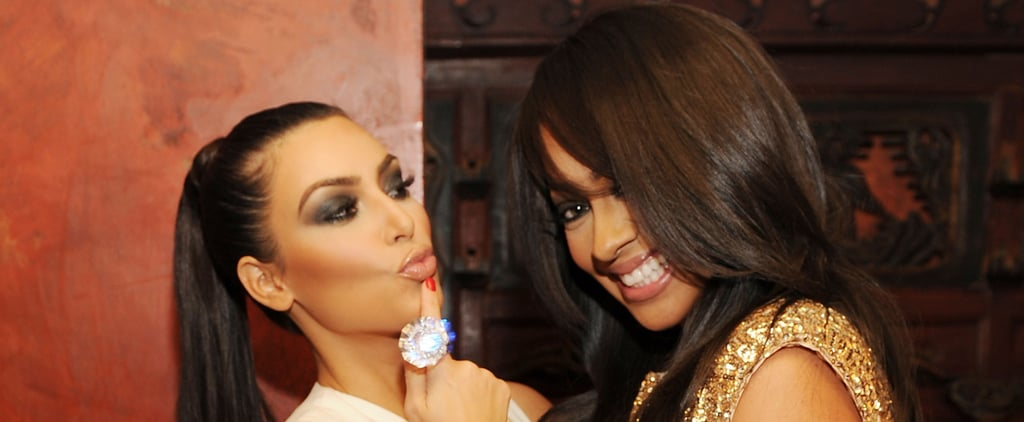 11 People Who Are Lucky to Call Kim Kardashian a Friend
