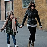SJP Takes James Wilkie and Her Twins For a Stylish NYC Walk