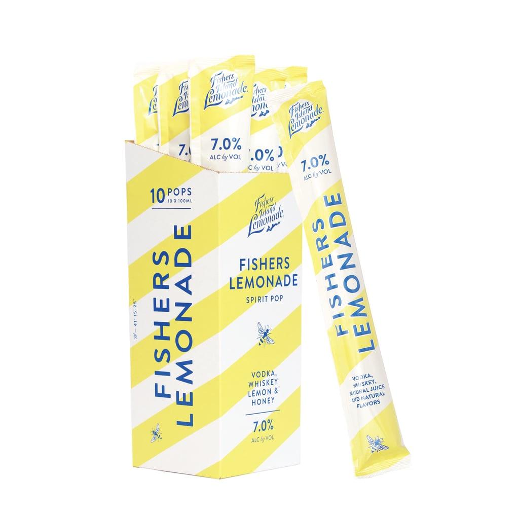 Fishers Lemonade Spirit Pops