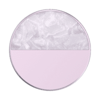 Glam Inlay Acetate Lilac PopSocket