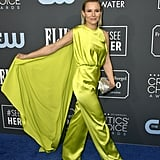 See All the Critics' Choice Awards Red Carpet Dresses 2020