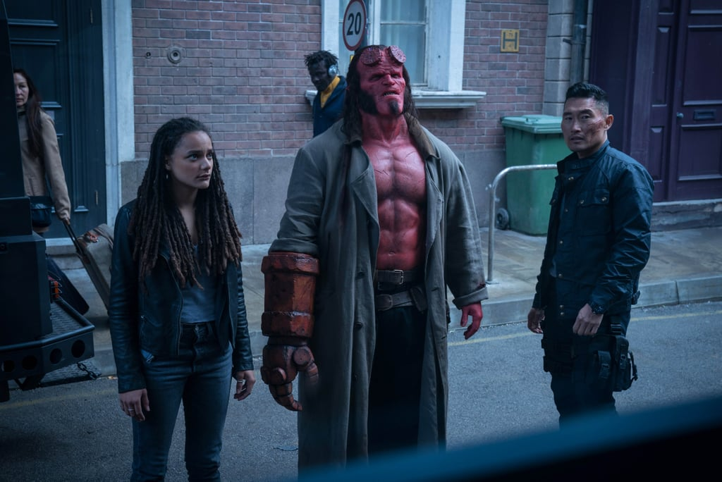 Image result for hellboy 2019