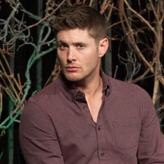 Jensen Ackles at Supernatural Convention   Pictures