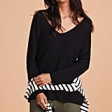 Lou & Grey Margot Slub Knit Sweater