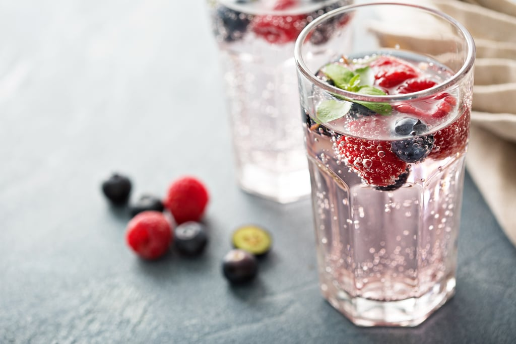Drink sparkling water instead of soda
