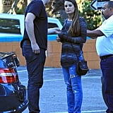New couple Cory Monteith and Lea Michele.