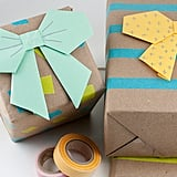 Origami Bows Gift Wrap