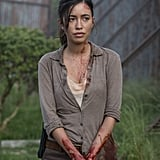 Christian Serratos as Rosita