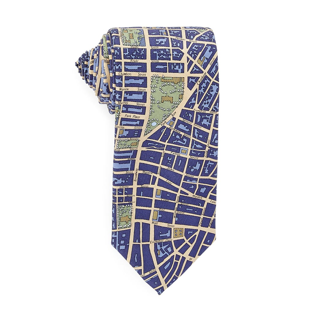 Choose Your City Necktie