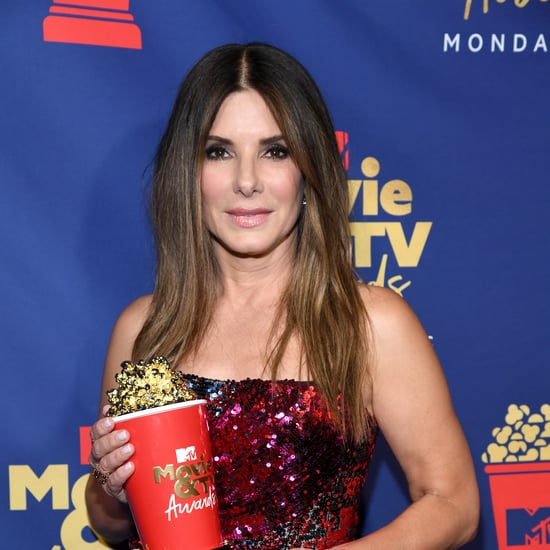 Sandra Bullock's New Lob Haircut