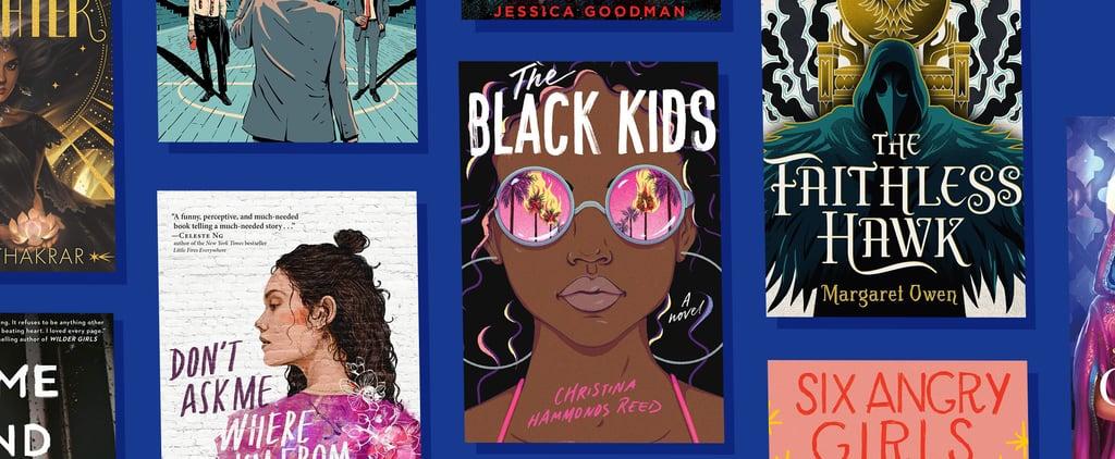 New YA Books in August 2020