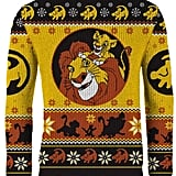 Lion King: Hakuna Holidays Knitted Christmas Sweater