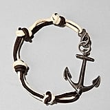 Urban Outfitters Anchor Bracelet ($14)