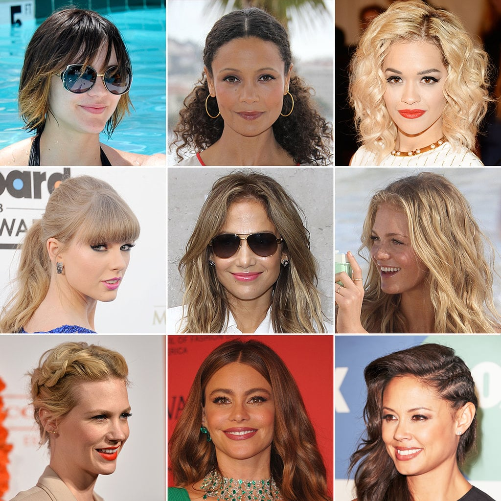 Summer Hair Ideas | 2013