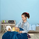 Large Stuffed Animal Storage Beanbag
