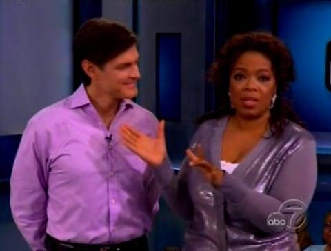 Oprah Upgrades to High Definition