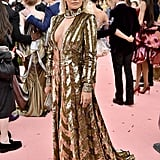 Rita Ora at the 2019 Met Gala