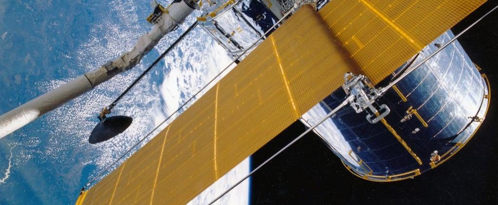 محطة الفضاء الدولية تُرى بالعين المجردة في سماء دبي