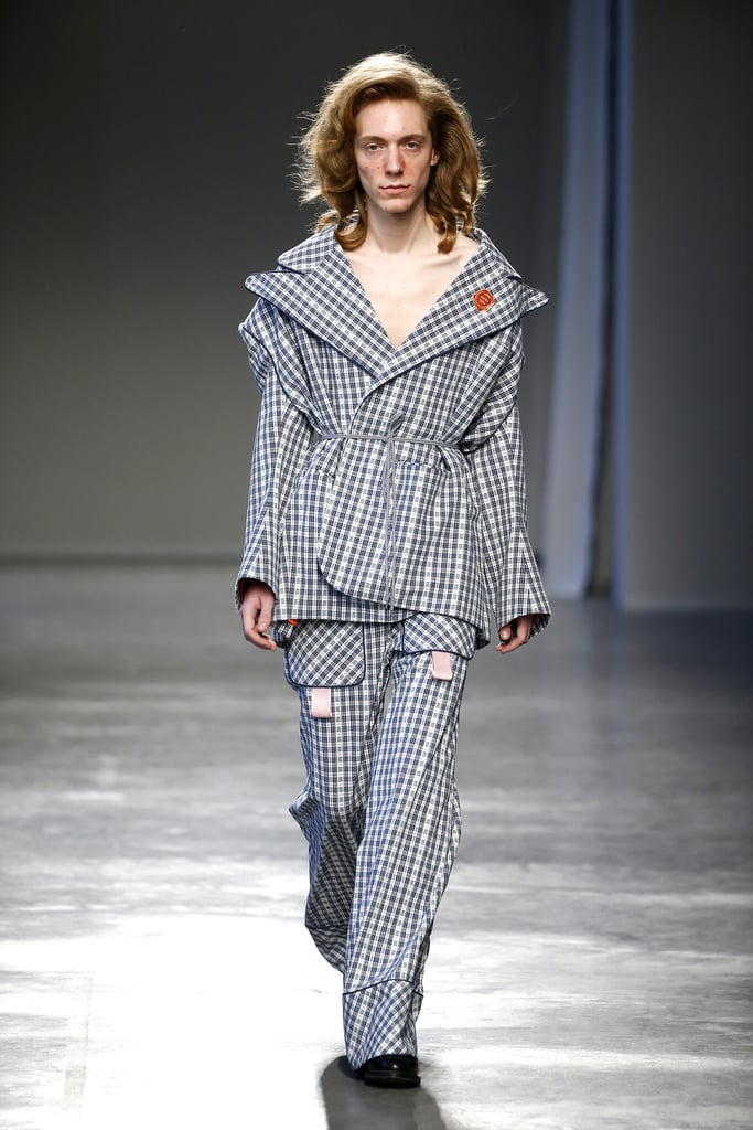 Designer Sends Models With Acne Down Runway | POPSUGAR ...