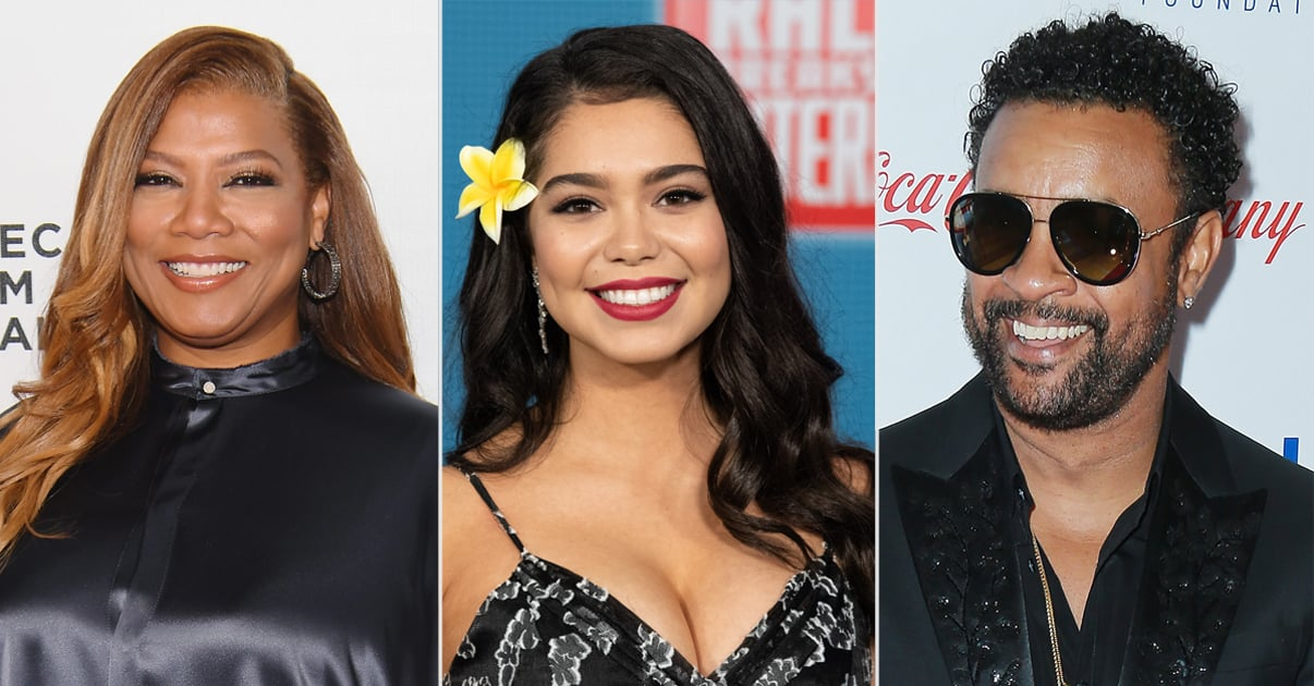 Holy Mackerel! ABC Casts Auli'i Cravalho and Queen Latifah For The Little Mermaid Live