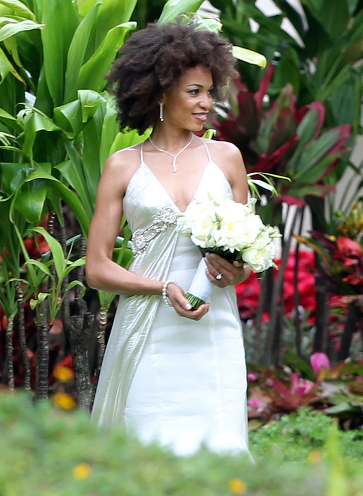Pictures Of Carlos Santana S Wedding And New Wife Cindy