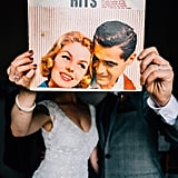 """""""Alternative decades, decor, and music collided in the sweetest, most intimate wedding at a venue as unique as this beautiful Nashville couple."""" — Kayla Coleman"""